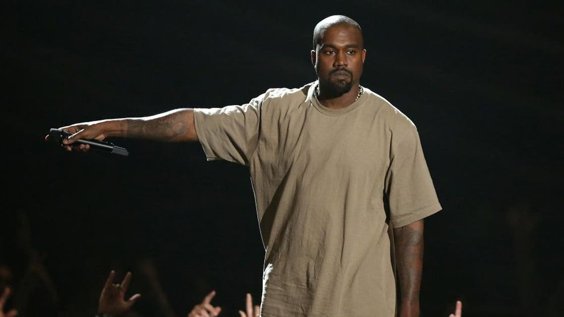 Kanye West accepts the video vanguard award at the MTV Video Music Awards at the Microsoft Theater. (File: AP)