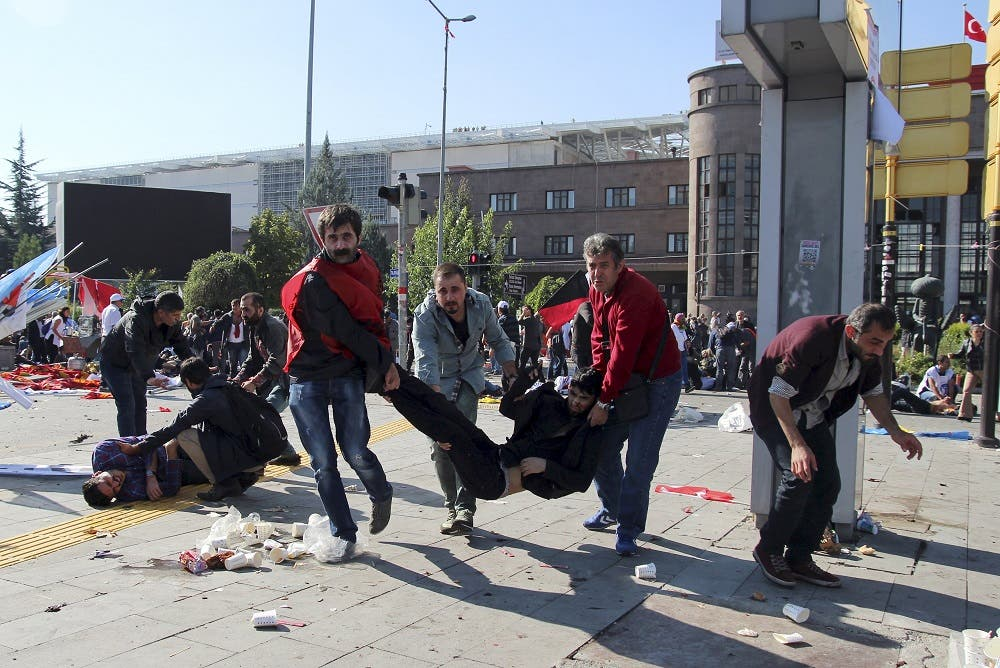 European report: the Turkish government has instructed ISIS to carry out the Ankara massacre
