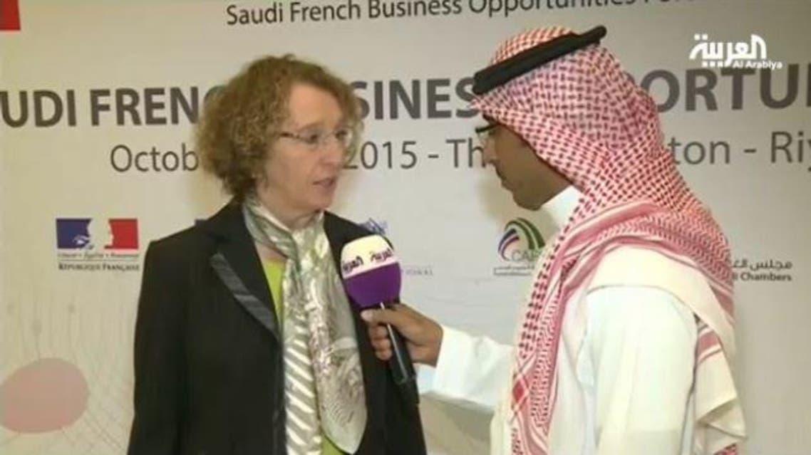 مورييل بينيكو - السفيرة الفرنسية للاستثمار الدولي