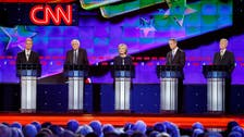 Foreign policy clashes frame first Democratic debate