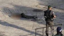 """إسرائيل تقتل فلسطينياً بسبب """"محاولة طعن"""""""