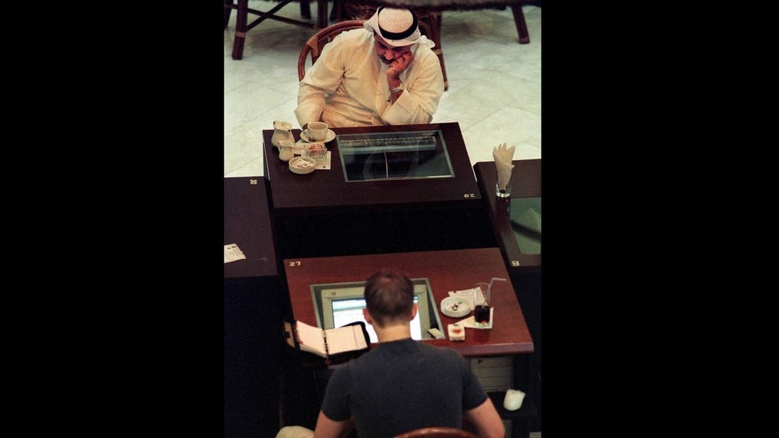 The English-language conversations in the UAE, the dialogue could easily be in the talker's third or fourth language. (File photo: AP)