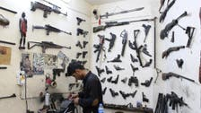 Old Erbil gun shop sees new business as ISIS fight goes on