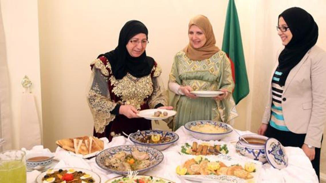 أطباق جزائرية احتفالا بالسنة الهجرية