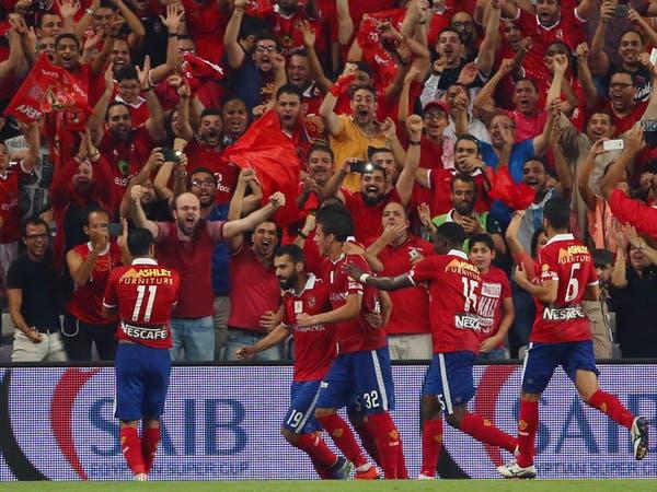 الأهلي المصري بطلاً لكأس السوبر على حساب الزمالك
