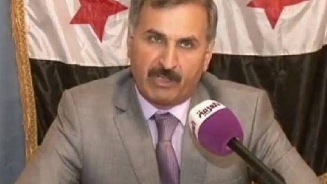 عوض العلي وزيراً للدفاع في الحكومة المؤقتة