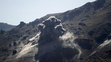 بعد استهداف الناقلة.. طائرات التحالف تدكّ مواقع الحوثي