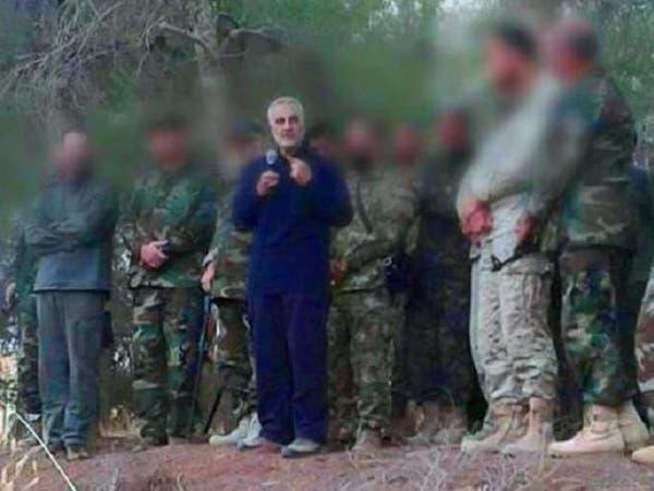 قاسم سليماني: طريق الموصل العراقية يمر عبر حلب السورية
