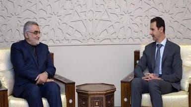 """إيران تجتاح سوريا وتتهم تركيا بـ""""احتلالها"""""""