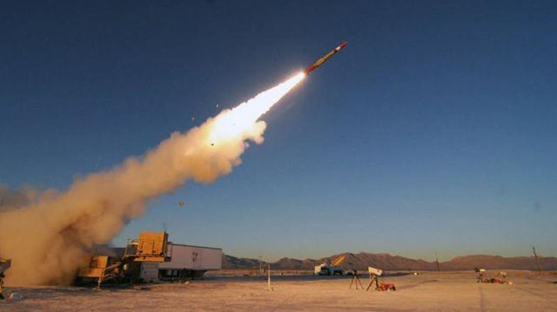 صاروخ باتريوت باك 3