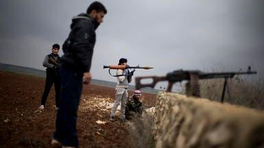 سوريا.. الجيش الحر يقتل 35 من قوات الأسد في ريف حلب