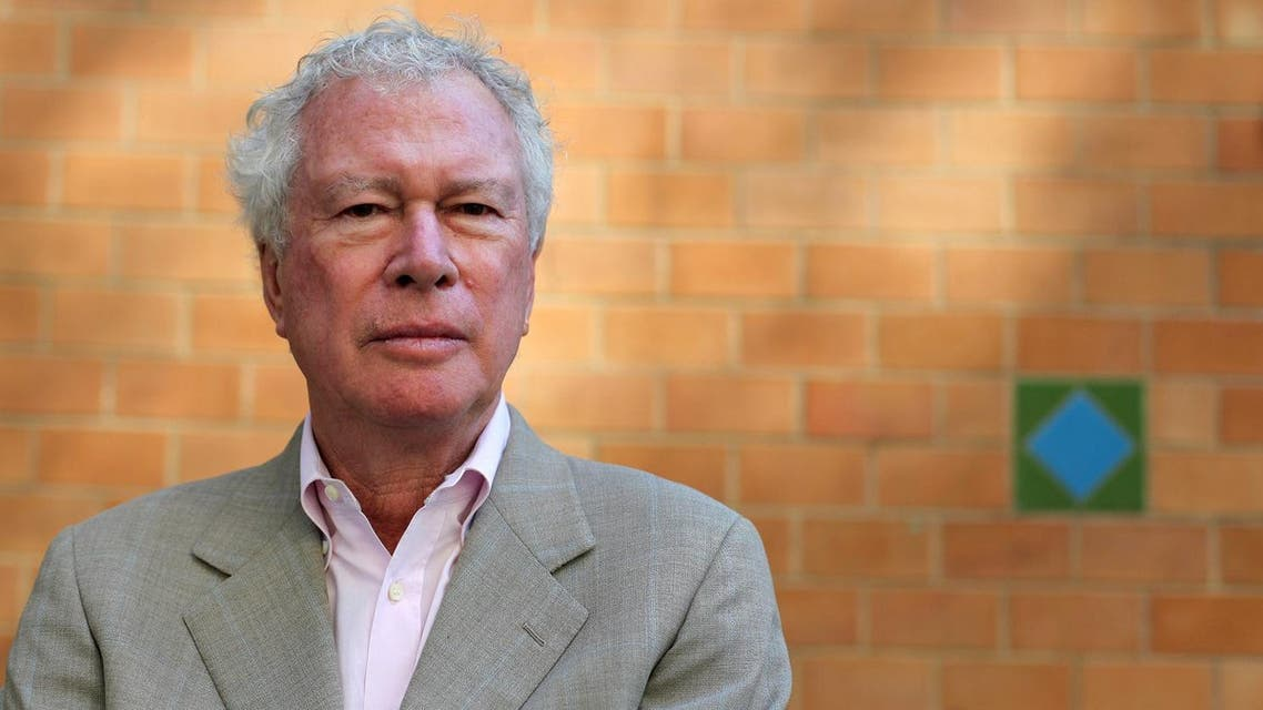 A portrait of former Canadian Ambassador to Iran, Ken Taylor, taken on the Upper East Side of Manhattan, NY on Friday, October 5, 2012. (AP)