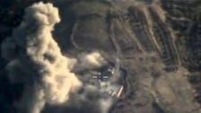 غارات روسية تقتل 8 أشخاص في معرة النعمان بإدلب