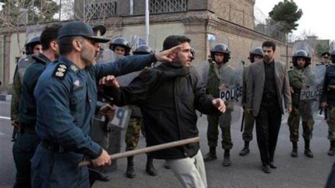 قوات أمن إيرانية - إيران 3