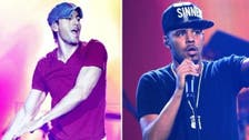 Enrique Inglesias and J Cole among A-listers at Abu Dhabi F1 concerts