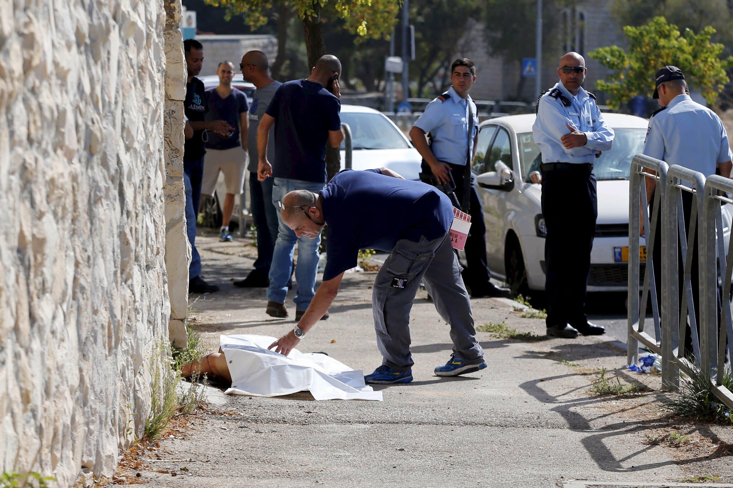 الفلسطيني الذي قُتل في القدس لمحاولته طعن جندي