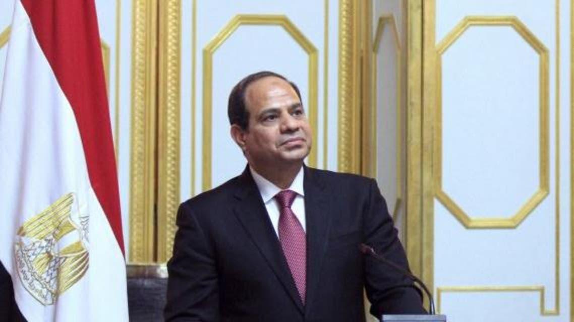 الرئيس عبد الفتاح السيسي - مصر 3