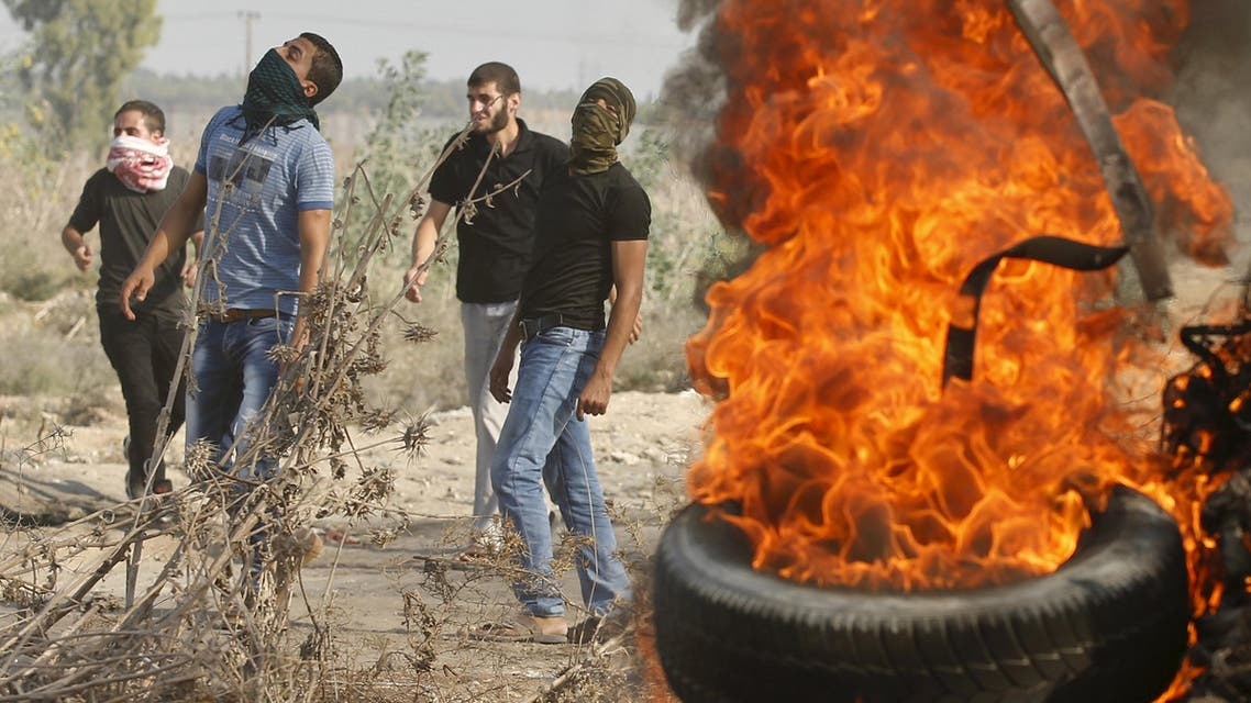 Mideast violence prompts White House concern