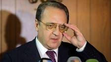"""روسيا: تسليح المعارضة السورية """"غير بناء بالمرة"""""""