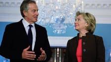 تسريب من كلينتون: بلير وعد بغزو العراق قبل الحرب