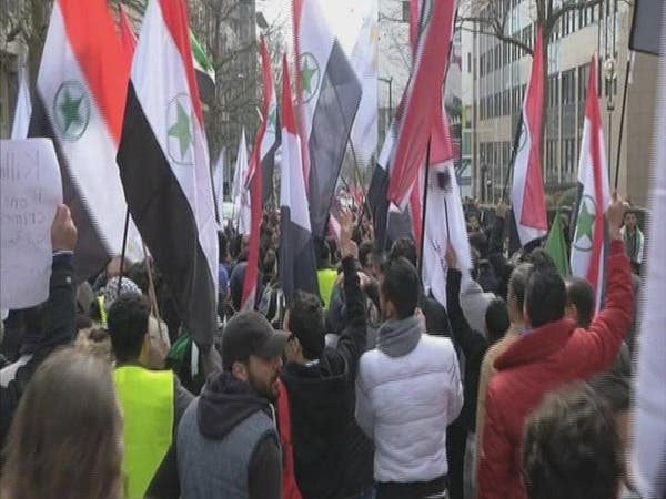 فيينا.. تظاهرة حاشدة للأهوازيين ضد انتهاكات طهران