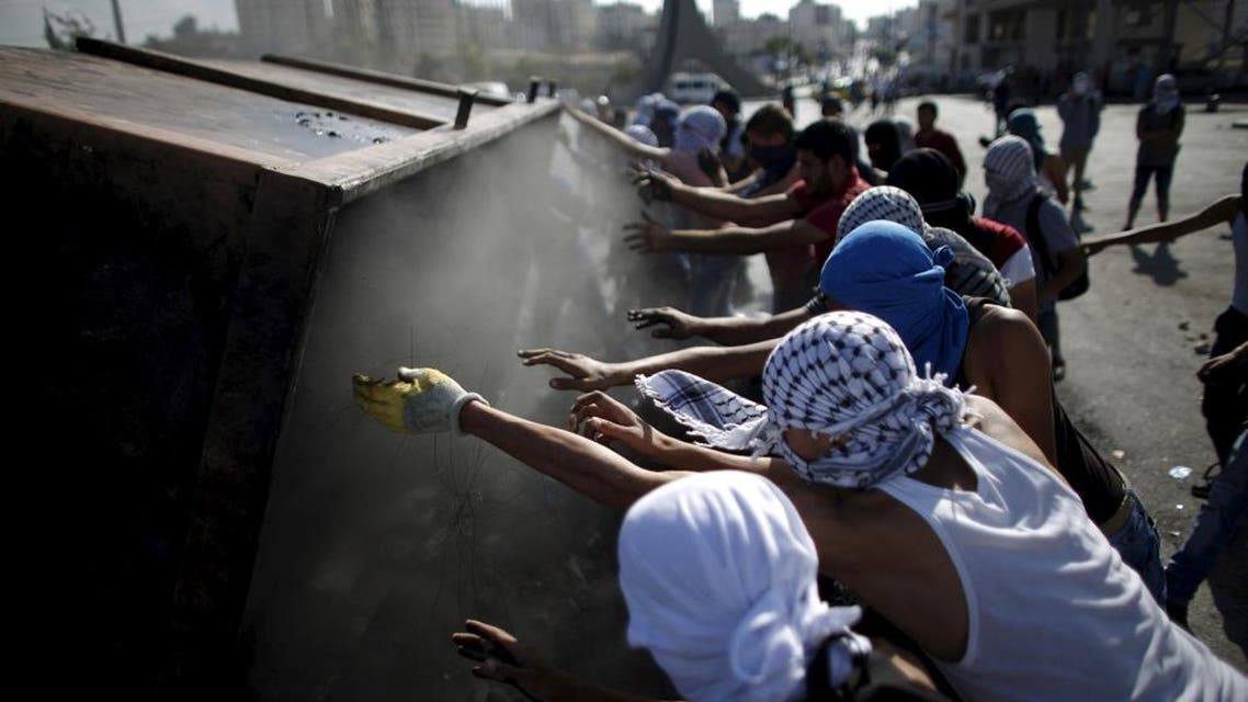 Forty-one Palestinians and seven Israelis have died in the recent street violence. (File: Reuters)