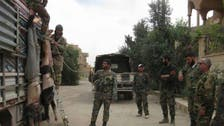 ديكور شيطاني.. جيش الأسد يزيّن سياراته بالجثث