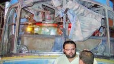 کوئٹہ : مسافر بس میں بم دھماکا، بچوں سمیت 10 جاں بحق