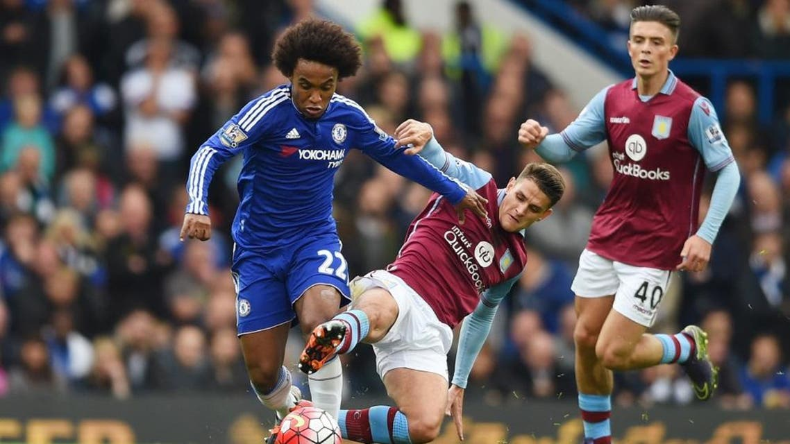 Chelsea enjoyed a somewhat fortuitous return to winning ways when they beat Aston Villa