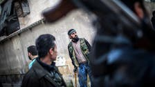 Syrian rebels receive weapons for Aleppo battle