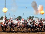 بالصور.. فرسان البارود يتألقون في معرض الخيول بالمغرب
