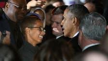 """أوباما يلتقي المراهق """"مخترع الساعة"""" في ليلة الفلك"""