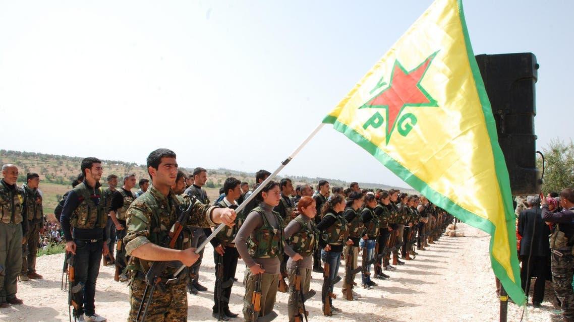 وحدات خماية الشعب الكردي