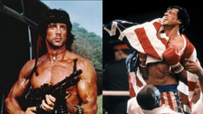 Sylvester Stallone puts 'Rocky' and 'Rambo' props up for sale