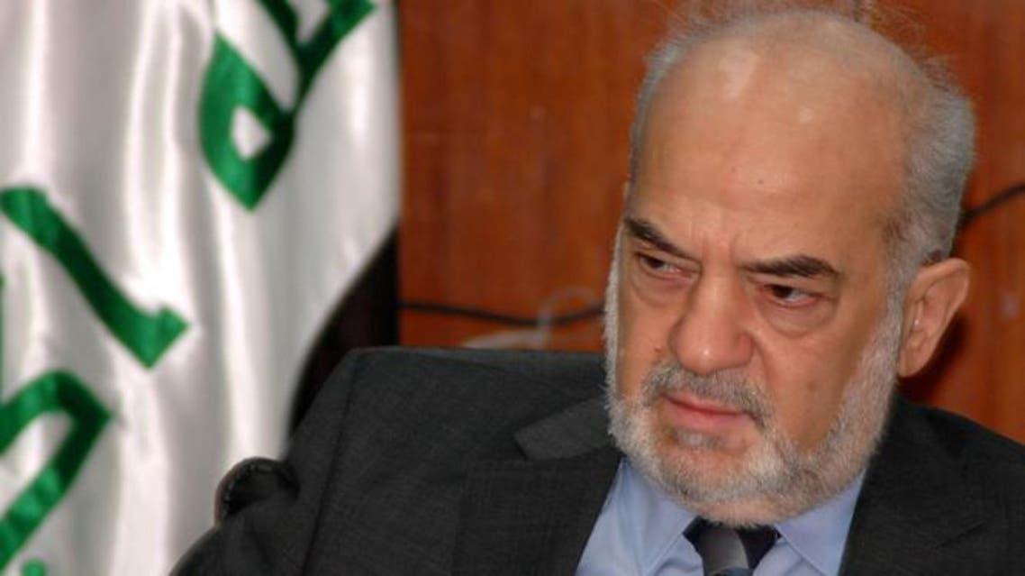 وزير الخارجية العراقي - ابراهيم الجعفري