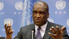 Ex-U.N. Assembly chief indicted in U.S.