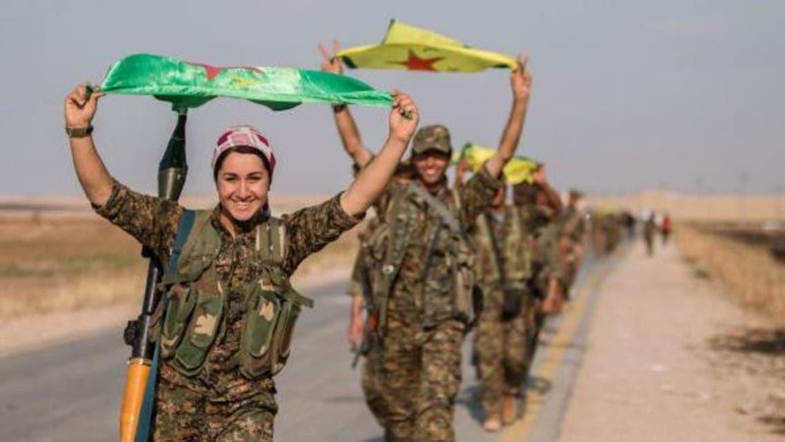 اكراد سوريا