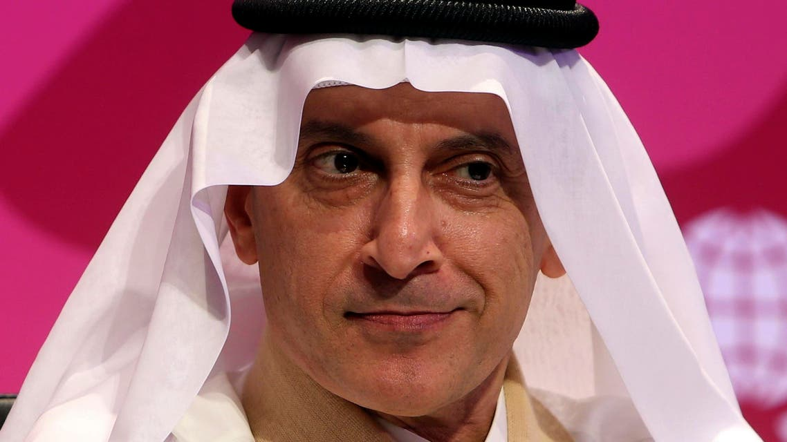 In this Monday, June 2, 2014 file photo, Akbar Al Baker, chief executive officer for Qatar Airways, listens during a panel discussion in Doha, Qatar. (AP)