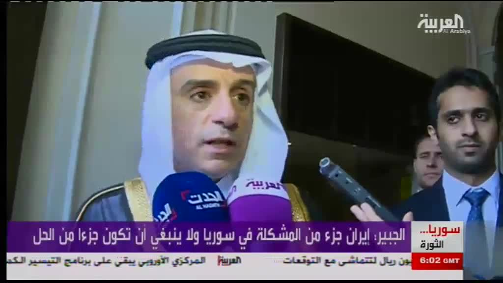 THUMBNAIL75x50_Saudi FM says difficult to see Iran play peace-making role in Syria