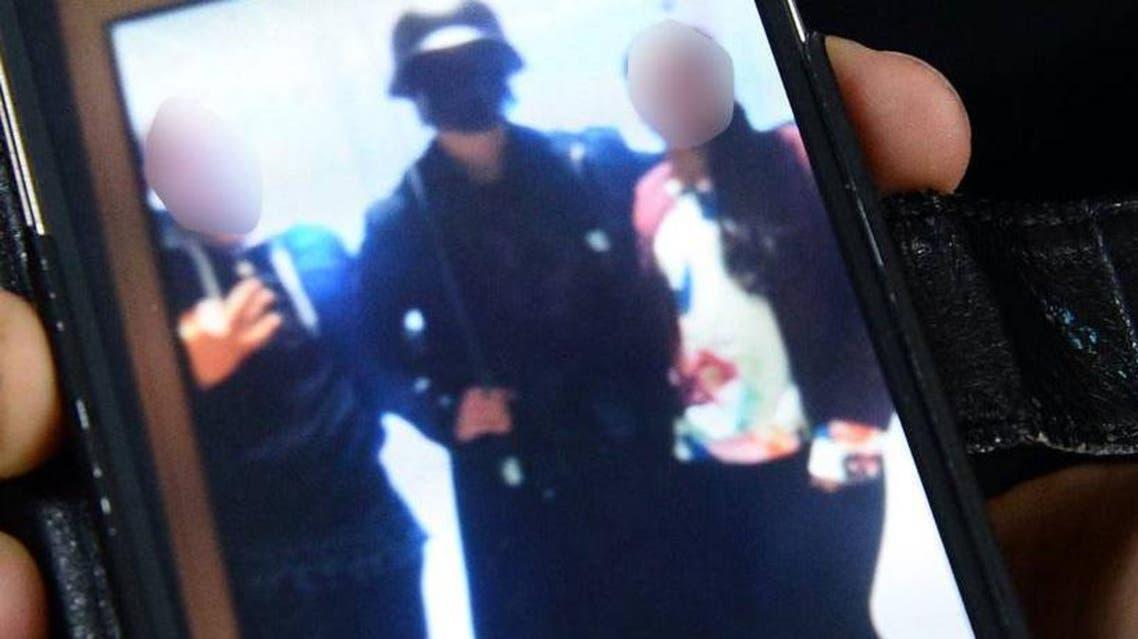 منفذ الهجوم في مدرسة في السويد قبل لحظات من تنفيذه الهجوم