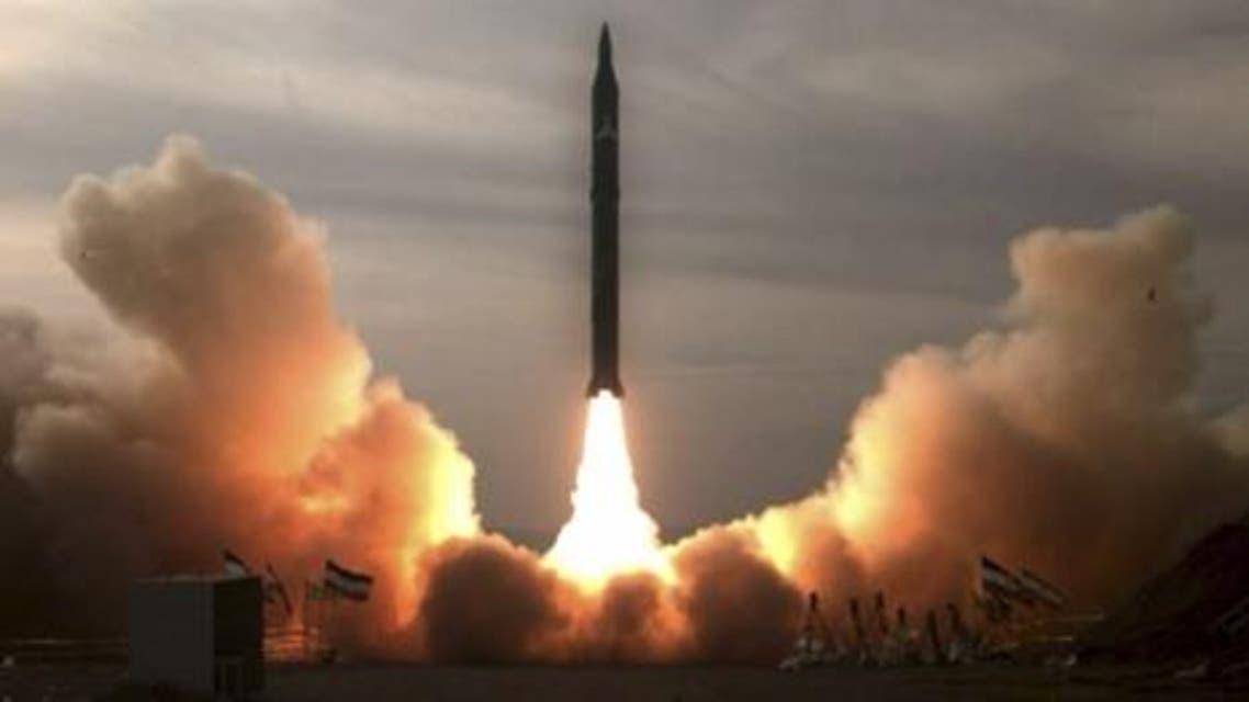 صواريخ باليستية ايرانية
