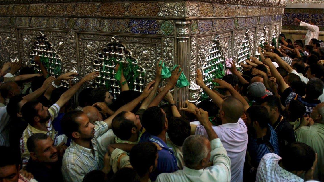 ضريح الإمام الحسين