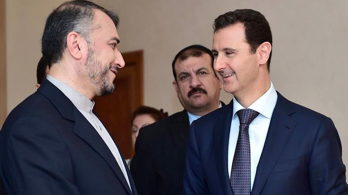 عبداللهیان و اسد