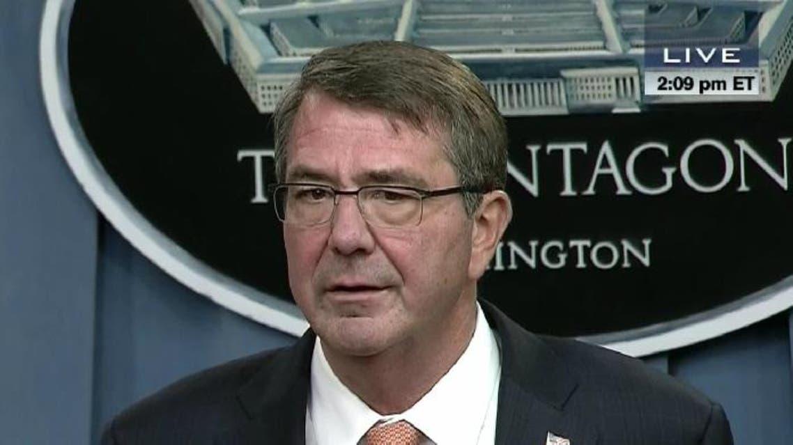 وزير الدفاع الاميركي اشتون كارتر