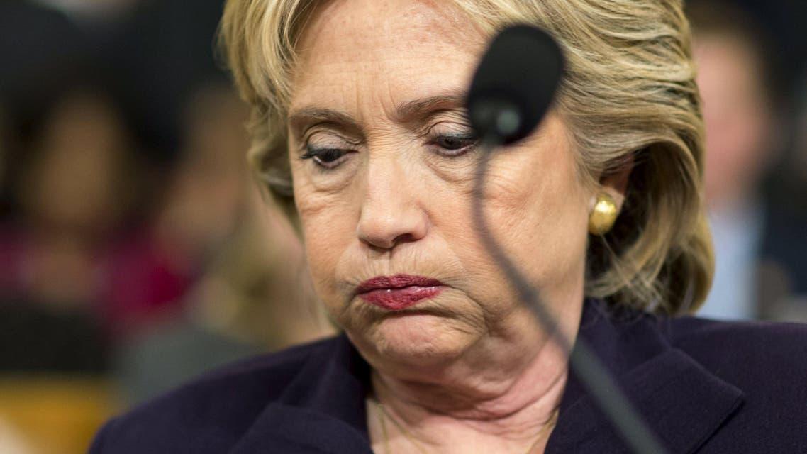 هيلاري كلينتون أمام الكونغرس حول بنغازي