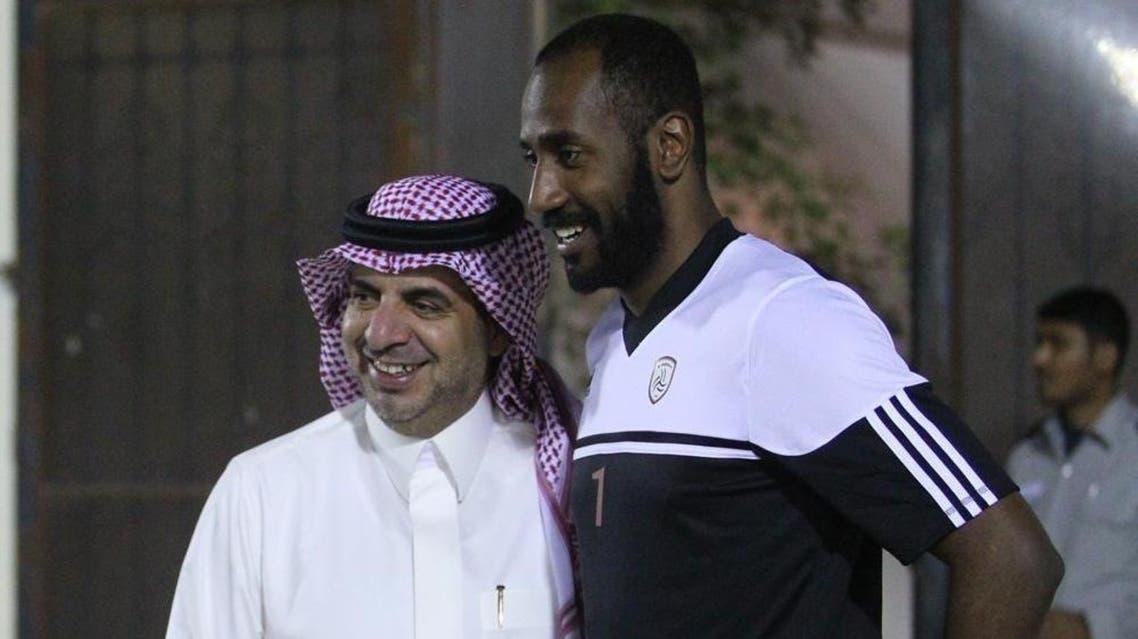 القريني وليد عبدالله