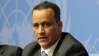 الحوثيون يرفضون طلب ولد الشيخ زيارة المعتقلين