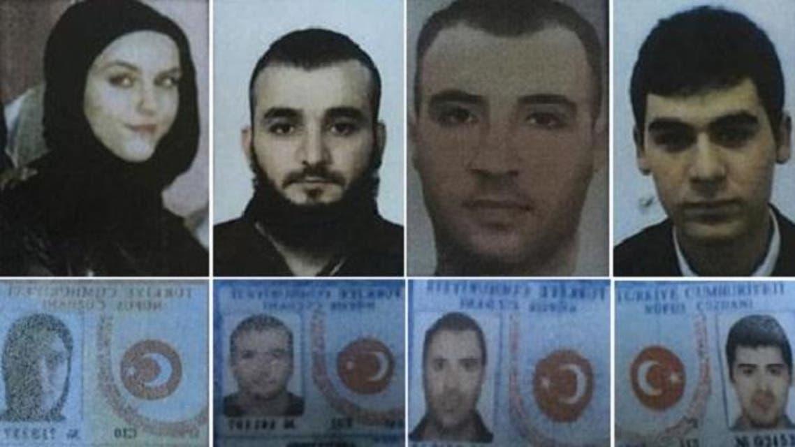 """مطاردة في تركيا لأربعة """"دواعش"""" تسللوا بهدف التفجير"""