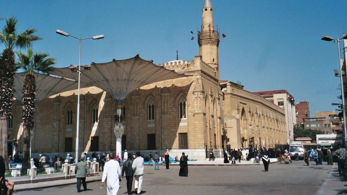 مسجد الحسين در مصر