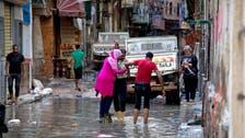5 dead as heavy rains pound Egypt's Alexandria